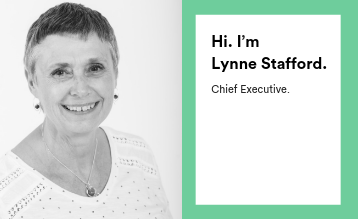 Lynne Stafford - Chief Executive